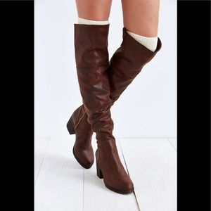 """Steve Madden """"Odyessy"""" over the knee boots"""